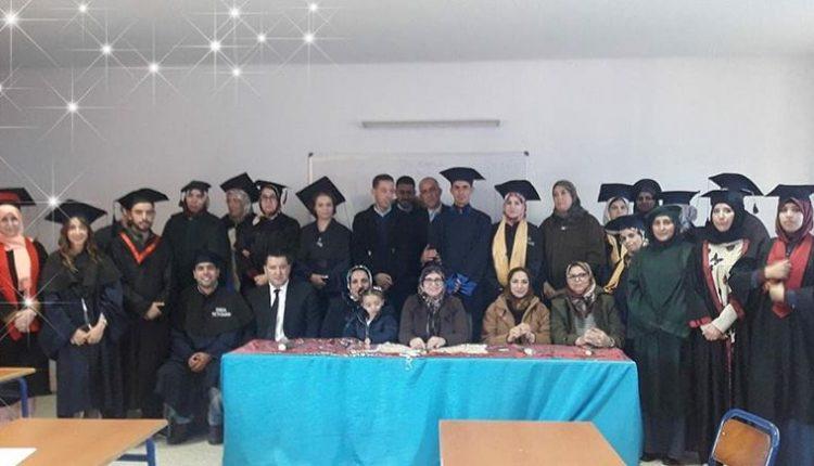 أول فوج في ناستر الكتابة النسائية في المغرب